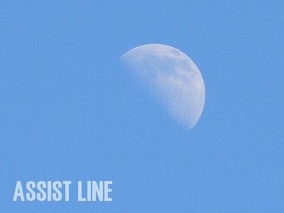 上弦の月@茨城100124.jpg