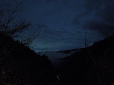 奥多摩深夜雲海都民の森.JPG